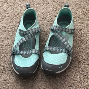 Ryka Arch Support Shoes (Mint)